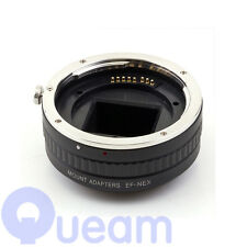 Electronic Auto Focus AF Canon EOS EF S lens to Sony E Mount NEX Adapter A7 A7R