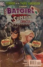Batgirl and Supergirl and Dracula: Terror in the Third Dimension DC Comics #14