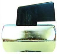 B15-01190 - Mini Valvola a Sfera - 1/8 Bsp F X F Cromo