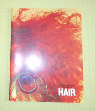 1973 HAIR-THE MUSICAL BOOK ADELAIDE EDITION + 9 BE in PEACE A4 POSTERS