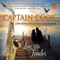 CAPTAIN COOK UND SEINE SINGENDEN SAXOPHONE - LOVE ME TENDER BOX-SET 3 CD NEU