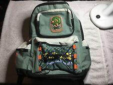 Official Nintendo Original Retro Vintage Style Pokemon Rucksack Backpack Golem
