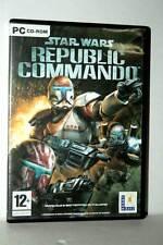STAR WARS REPUBLIC COMMANDO USATO BUONO PC CDROM VERSIONE ITALIANA ML3 43260
