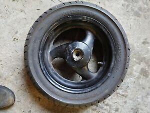Malaguti f 12 Phantom Reifen Felge Rad Komplettrad Hinten