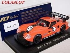 """FLY MARCOS LM 600 Nº 21 """" SONDERMODELL 2001 """" REFERENCIA E29."""