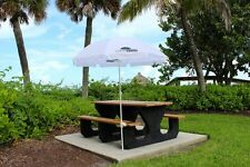 Beach Umbrella Anchor Strap Shade Mount Wheelchair School Event Picnic Soccer