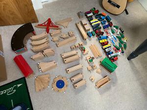 Massive Brio Train Set Collection Bundle