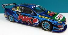 1/18 2013 FORD FG FALCON MARK WINTERBOTTOM PEPSI MAX CREW PERFORMANCE RACING FPR