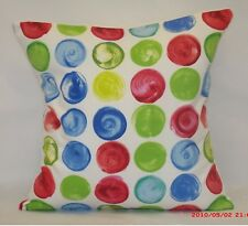 "2 x Cushion covers,"" "", 100% cotton,16""x16"""