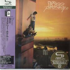10cc - Ten Out Of 10(SHM-CD. jp mini LP), 2009 UICY-93821