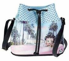 Sac Femme Disney ceinture d'épaule Betty Boop Bucket Beverly