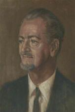 Malerei auf Leinwand im Realismus Porträts