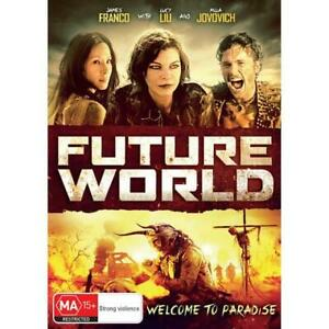 FUTURE WORLD DVD, NEW & SEALED, FREE POST