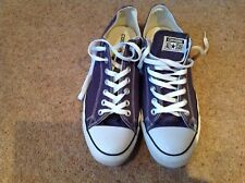 Mens Converse All Star Chuck Navy trainers size 10