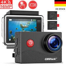 Campark X15 4K Action Cam WiFi 16MP TouchScreen EIS Unterwasser 30M Sport Kamera