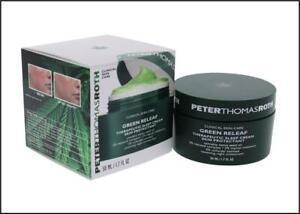 Peter Thomas Roth Green Releaf Sleep Cream Night Moisturizer 2% Retinoid 1.7oz