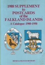 Philatelic Literature - 1988 supplement to postcards of the Falkland Islands