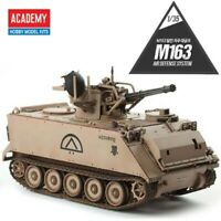Academy 13507 M163 Vulcan Air Defense Self Propelled Gun Tank Assembly KIT