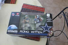 McFarlane 2 Pack, NFL, TONY ROMO & JASON WITTEN, DALLAS COWBOYS