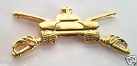 ARMORED INSIGNIA US ARMY ARMOR Military Hat Pin 14141 HO