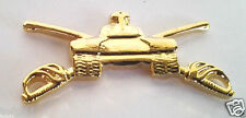 ARMORED INSIGNIA Military Veteran US ARMY ARMOR Large Hat Pin 14141 HO