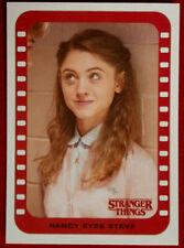 Stranger Things - Season One - Sticker Card Cs-8 - Nancy Eyes Steve - Topps 2018