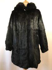 Ego' Womens Fur Coat XL