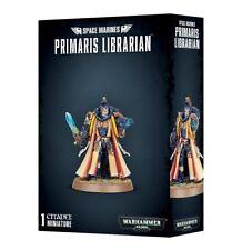 Marines espaciales Primaris bibliotecario Games Workshop Warhammer 40,000 nuevo 99120101181