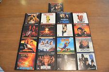 DIVX Movies Lot of 17