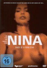 DOKUMENTATION - NINA-DIARY OF A PORN STAR  DVD NEU