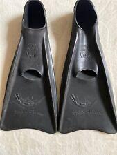 Vintage Voit Amf Skin Diver Fins Size Medium