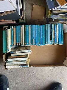 Large Collection Of Vintage Pelican Books