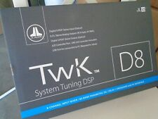 BRAND NEW IN THE BOX JL AUDIO TWK-D8 DSP