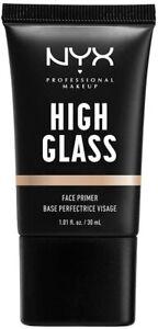 NYX HIGH GLASS Face Primer MOONBEAM