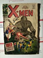 X-MEN 34  GREAT SHAPE MARVEL COMICS 1967 XMEN X MEN #34