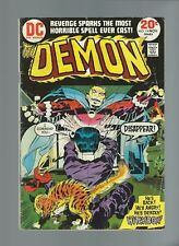 The Demon #14 (Nov 1973, DC) VG 4.0 Witchboy Appearance Jack Kirby