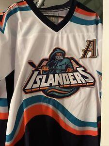 New York Islanders Hockey Jersey ( Fisherman ) SZ 48…….Brand New!