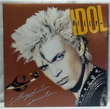 BILLY IDOL - vintage vinyl LP - Whiplash Smile - with sleeve