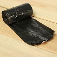 20~100Pcs Plastic Portable Dog Pet Waste Poop Poo Bags Refill Pick Up Garbage !