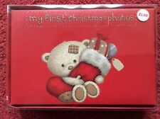 My first Christmas Photo album from Baby hugs gift wishes