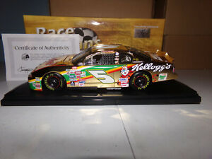 1/24 TERRY LABONTE #5 KELLOGG'S  24KT GOLD  2000 ACTION NASCAR DIECAST