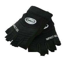 Silverline GEL Comfort Fingerless Gloves One Size 172572