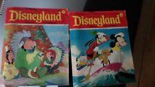 2 Disneyland Magazines No. 61 and No. 81