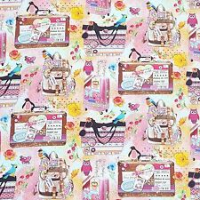 Baumwollstoff Deko Möbel Patchwork Vorhang Bekleidung Stoff Baumwolle Gabardine