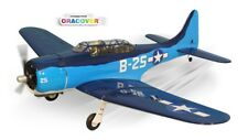"""Phoenix RC-Flugmodell """"SBD Dauntless"""" in Holzbauweise, Spw. 1440cm SW! Oracover!"""
