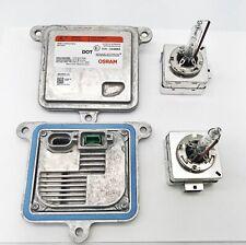 2x New OEM 15-17 Chrysler 200 Xenon Ballast HID D3S Bulb Kit Control Unit Module