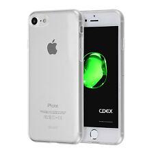 UltraSlim Case iPhone 7 / 7 Plus Matt Clear Schutz Hülle Skin Cover Schale Folie