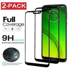 2-Pack For T-Mobile Revvlry Plus Full Cover Tempered Glass Screen Protector
