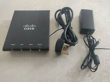Cisco ATA187 | Analog VoIP Digital Telephone Adapter with Power Supply