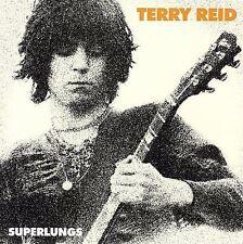 Superlungs by Terry Reid (CD, Sep-2005, Astralwerks)
